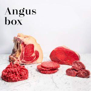 Angus box, scottone di Black Angus selezionate | Luciano Bifulco