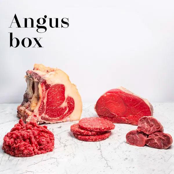 Angus box, scottone di Black Angus selezionate   Luciano Bifulco