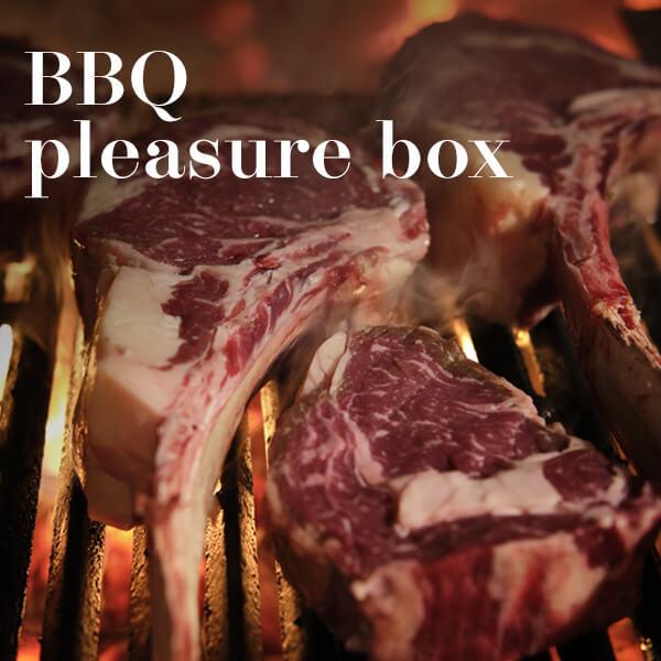 Bbq pleasure box | I migliori tagli di carne selezione Bifulco