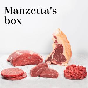Manzetta's box, scottone di Black Angus | Luciano Bifulco