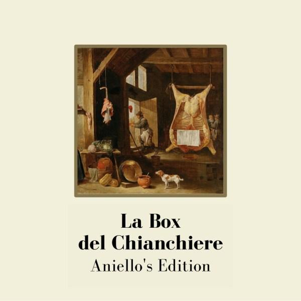 Box del chianchiere (Aniello's edition) | Luciano Bifulco