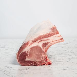 Costata di maiale bianco Nazionale | Luciano Bifulco