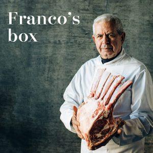 Franco's box | I migliori tagli di carne selezione Bifulco