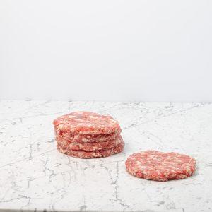 Hamburger maialino nero casertano | Luciano Bifulco