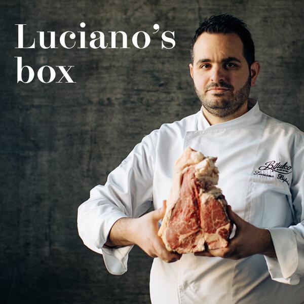 Luciano's box   Carni delle selezioni Luciano Bifulco