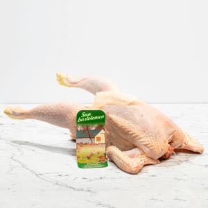Pollo intero San Bartolomeo | Selezione Luciano Bifulco