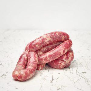 Salsicce di suino | Selezione carni pregiate Luciano Bifulco